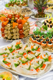 Catering services by RS Catering, Ústí region and Prague